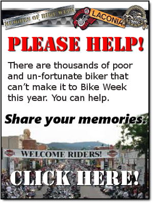 Bike Week Memories, Photos, and articles.